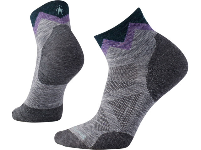 Smartwool PhD Outdoor Approach - Calcetines Mujer - gris